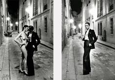 Image result for helmut newton female as male