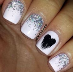 nails nail designs simple nails nail art bling