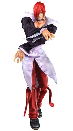 View an image titled 'Iori Yagami Art' in our King of Fighters: Maximum Impact 2 art gallery featuring official character designs, concept art, and promo pictures. Game Character, Character Concept, Character Design, Art Of Fighting, Fighting Games, Chun Li, Hanna Barbera, Tekken X Street Fighter, Snk King Of Fighters