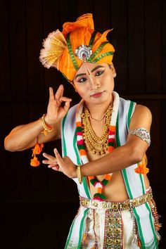 Manipuri dancer Surajit Debbarma