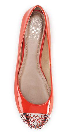 Ten Spring Flats to Keep You Busy Until Sandal Season Dream Shoes, Crazy Shoes, Flat Shoes, Flat Sandals, Cute Shoes, Me Too Shoes, Orange Clothes, Best Flats, Gorgeous Heels