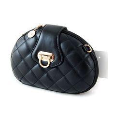 CZARNA TOREBKA-CHANELKA wizytowa JESIEŃ/ZIMA '12. $18  #bag