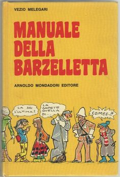 Manuale della barzelletta. illustrazioni di elena pongiglione | 511