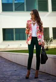 Resultado de imagen para outfit formal mujer