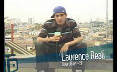 Um dia com Laurence Reali Programa Olho de Peixe - Clube do skate