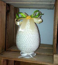 Uovo con perle
