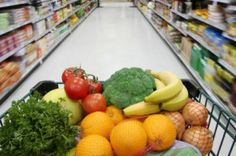 Meal Planning is the key to cutting your grocery budget no matter the size of your family. Learn what other ways you can plan in addition to meal planning. Supermarket, Clean Eating, Healthy Eating, Eating Well, Thyroid Diet, Hypothyroidism Diet, Thyroid Health, Save Money On Groceries, Healthy Groceries