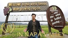 Greg decides to take an hour drive and spend a day visiting the Napa Valley. Greg visits the Robert Mondavi winery and goes on a fun tasting tour. Famous Wines, Louis Stevenson, Different Countries, World Famous, Napa Valley, To Go, Content, Videos, Travel