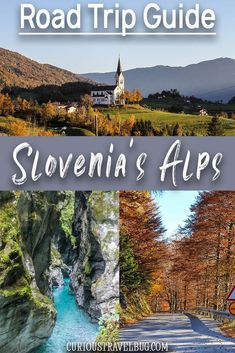 There are so many things to do in Triglav National Park in Slovenia. There are mountains, hiking, and gorgeous scenery that is easily reachable from Ljubljana. Read on for travel tips and a road trip itinerary. #Slovenia #Triglav #Europe #Travel