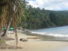 Samana, Dominican Republic.  I have been here, but definitely want to return.