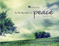 In Perfect Peace ~ ||| CHRISTian ~ poetry by deborah ann