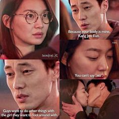 #Oh My Venus #korean #drama   Another favorite actress of mine: Shin Min-ah. Mr. Oozing-with-sexiness, Ji-sub is another must watch.   And the story about the hyperthyroidism and stuff is so me. Where could I find my own Mr. Coach? lol