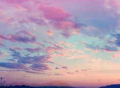 Pastel colored #sky