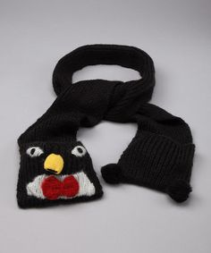 Take a look at this Pedro Penguin Scarf  by Blow-Out on #zulily #fall today!
