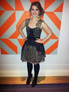 Ella Henderson wearing another Karen Millen masterpiece I love love love this dress I wore it at Xmas and received so many compliments :) Glam Dresses, Formal Dresses, Ella Anderson, Luxury Dress, Cutwork, Karen Millen, Looking Gorgeous, Sequin Dress, Tutu