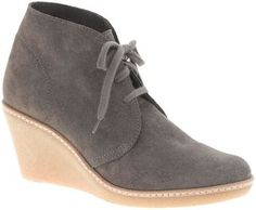 Fall 2013 J.Crew Macalister Wedge Boots - Lyst