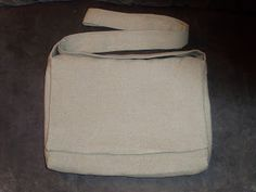 With Needle And Thread:  A pilgrim's bag
