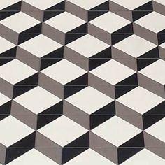 London Mosaic - Modern Geometric Path Tiles