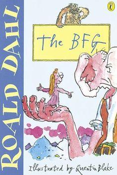 The BFG by Roald Dahl (1982)