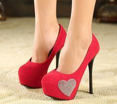 ¡Zapatos para la fiesta! Alternativas de zapatos de mujer
