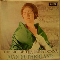 "With utmost ease, agility and remarkable clarity in the top register, Joan Sutherland voice gets right to the heart of bel canto. One of the most exquisite and beautiful roles is demonstrated in the demanding aria ""Casta Diva"" from Bellini's Norma, here sung in the original key. How lucky we are not to have to imagine how this great singer might have sounded, but can listen to her amazing voice over and over again!"