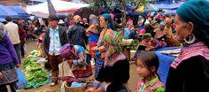 HOT: Bac Ha Market * 1 Day (Sun). SAPA OR LAO CAI —> BAC HA —> BAN PHO —> SAPA OR LAO CAI EASY #vietnam
