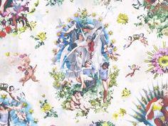 Lelievre : Latest Fabric - Jean Paul Gaultier - Reference 3445-01