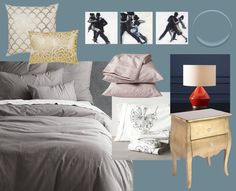The Master Bedroom selections.
