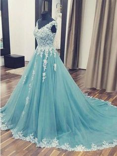 Sparkly Prom Dress, Appliques Tulle Prom Dress, Sexy Sleeveless Prom Dresses, Long Ball Gowns, Formal Evening Dress These 2020 prom dresses include everything from sophisticated long prom gowns to short party dresses for prom. V Neck Prom Dresses, Long Prom Gowns, Tulle Prom Dress, Cheap Prom Dresses, Prom Party Dresses, Formal Evening Dresses, Ball Dresses, Ball Gowns, Bridal Dresses