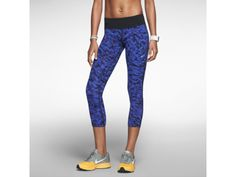 Yes. Nike Epic Lux Printed Women's Running Crops