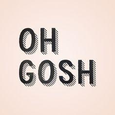 #humeurdujour #ledeclicanticlope / Oh gosh ! C'est la vacances !! Via  kindofstyle.com