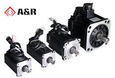 Square servo motors that look more effective than hobby motors