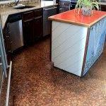 Pretty Purple Door | Copper Penny Floor Template and How-To #pennyfloor