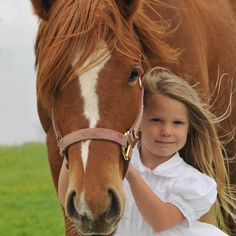 """""""Young Horse Lover"""" ~ Photography by EmmaLeigh on redbubble.com"""