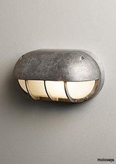 Eyelid oval bulkhead lights, Bulkhead fittings, Bulkheads & Path lights, Exterior lighting, Holloways of Ludlow