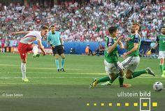 Polen - Nordirland 1:0 | Gruppe C in Nizza am 12. Juni 2016
