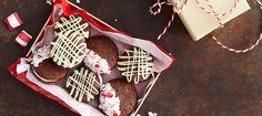 Piparkakkutäytekeksit Sugar, Cookies, Desserts, Food, Crack Crackers, Tailgate Desserts, Deserts, Biscuits, Essen