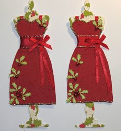 Dress Card, Dress Up, Paper Clothes, Paper Dresses, Christmas Cards, Girly, Summer Dresses, Clothes For Women, Female