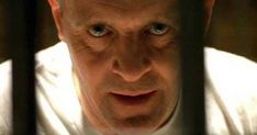 The only hannibal in my opinion. The Silence of the Lambs - Hannibal Lecter (Anthony Hopkins) Movie Trivia, Movie Facts, Best Movie Villains, Greatest Villains, Evil Villains, Movie Characters, Scary Movies, Great Movies, Horror Movies