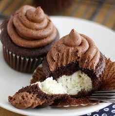 Recipe For Italian Love Cupcakes - These cupcakes are so fluffy, and moist! Just perfect!
