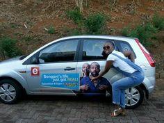Lindeka's life just got real! #RealityCheck_SA
