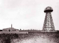 Wardenclyffe: Stanford White designed laboratory for Nikola Tesla