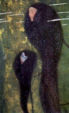 Nymphs (Silver Fish), 1899  Gustav Klimt