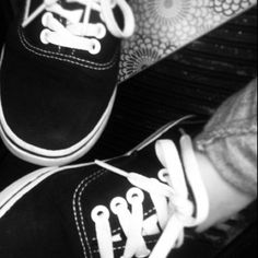 VANS(: got a grey pair of these the other day!