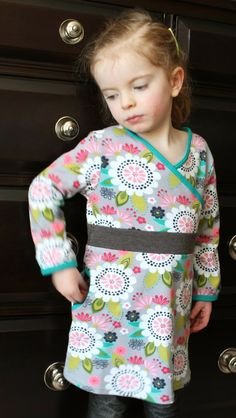 Sewing the Princess Castle Tunic from Ottobre Design 4/2013   The Inspired Wren