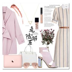summer special #5 by montestyle on Polyvore featuring polyvore fashion style Altuzarra Vince Michael Kors Wanderlust + Co Ray-Ban Anastasia Beverly Hills NARS Cosmetics ArtDeco clothing