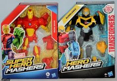 Marvel Hero Mashers WYPRZEDAŻ - ostatnie sztuki!
