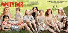 Vanity Fair's Hollywood Issue 2011 Cover Revealed (PHOTO)