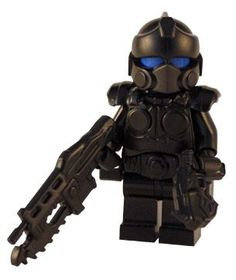 War - Custom Minifigure