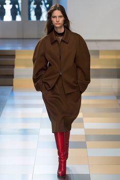 Jil Sander - Fall 2017 Ready-to-Wear